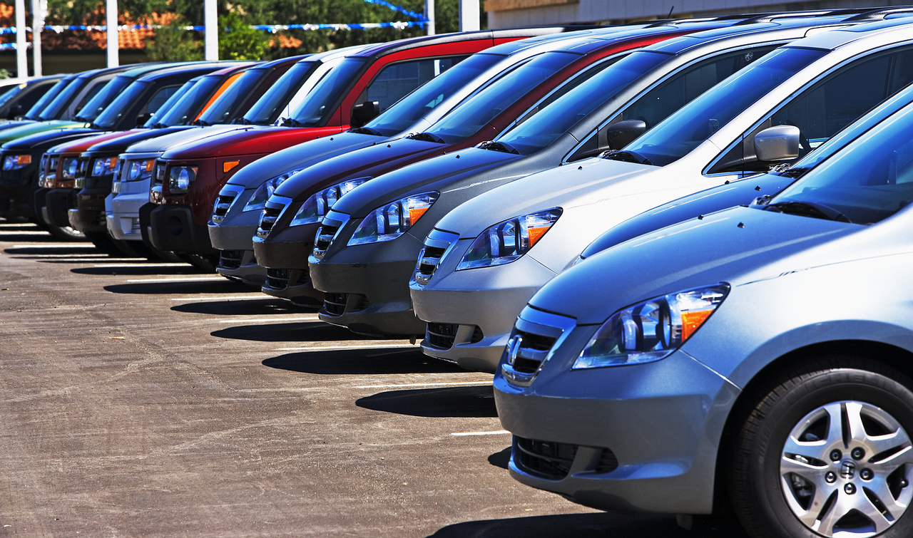 Used cars sale