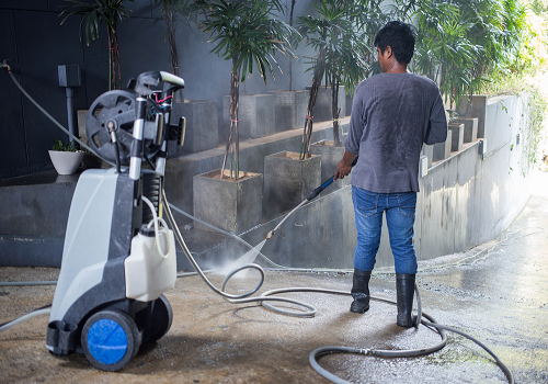 Pressure Washing Anything At Home