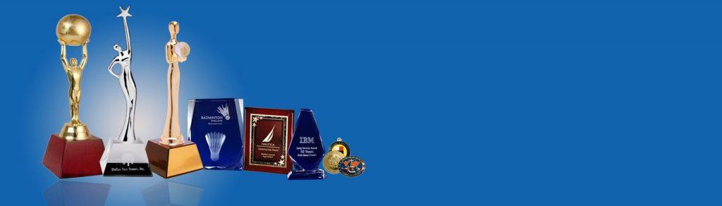 Custom Awards for Sports Teams