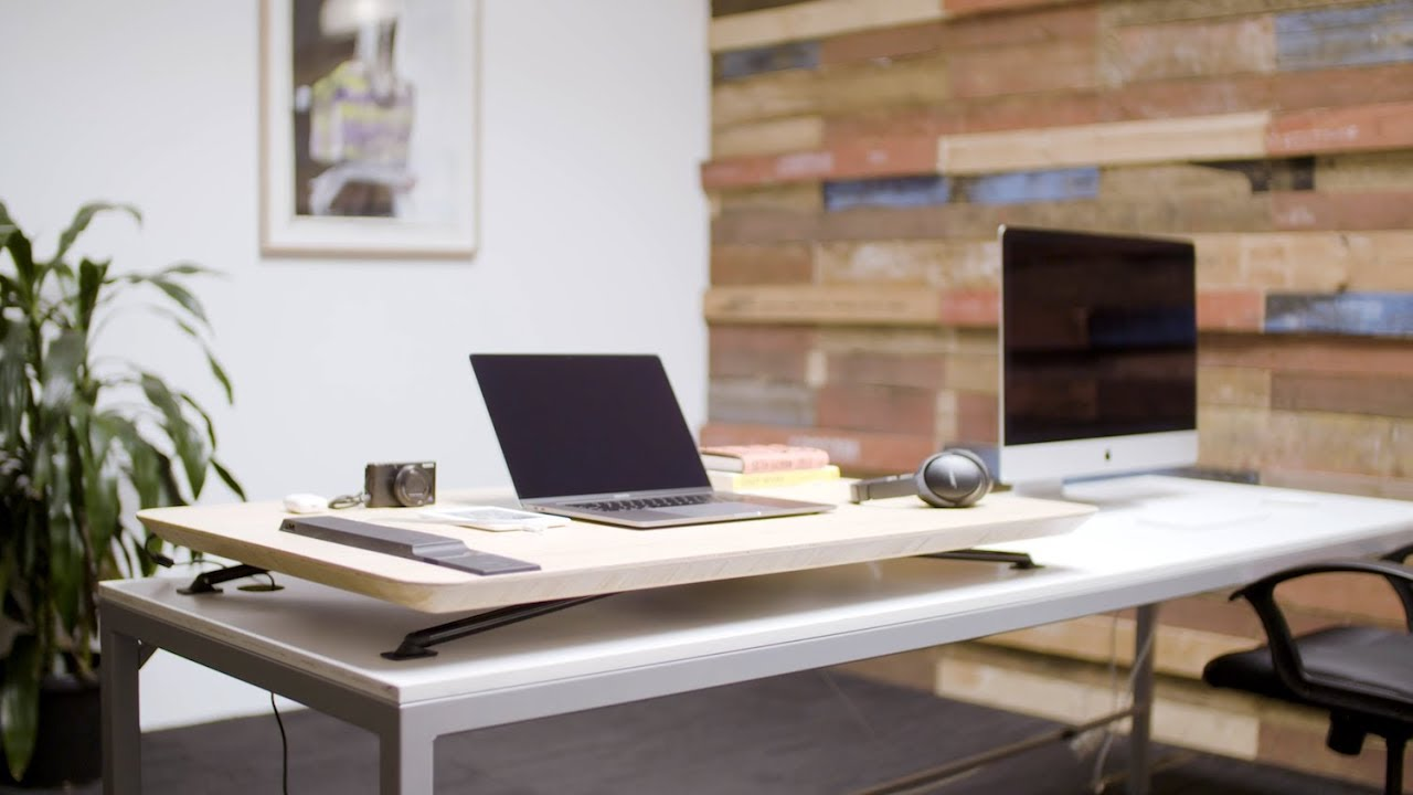 Here's Why You Should Use Sit Stand Desks - READ HERE