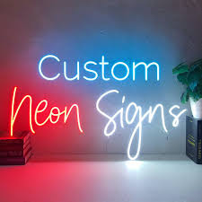 More Information About Custom Neon Signs