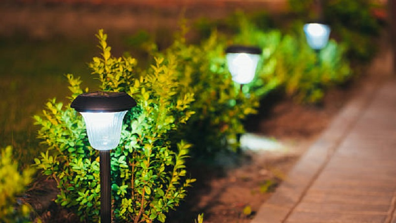 Solar Lighting Solution for Outdoor Use in Australia