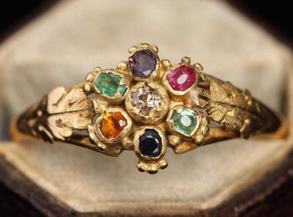 Why the Popularity of Gemstones Embedded Rings is in Increase?