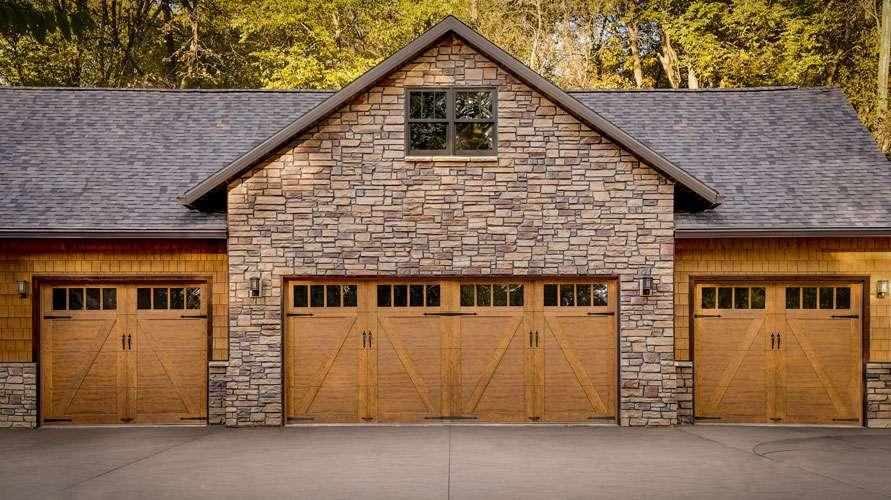 residential garage doors supplier
