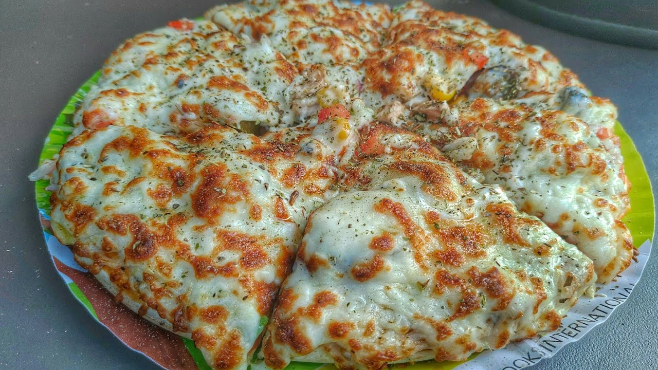 Italian Style Recipe: Bake Your Pizza Recipe At Home