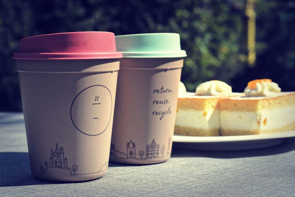 reusable coffee cup Australia